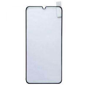 Защитное стекло 3D / 5D Premium 9H Full Glue на весь экран для Huawei Mate 20  – Black