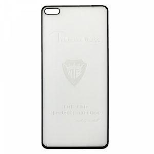 Защитное стекло 3D (5D) Tempered Glass Full Glue Cover на весь экран для Huawei P40 – Black