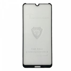 Защитное стекло 3D (5D) Tempered Glass Full Glue Cover на весь экран для Nokia 6.2 / 7.2 – Black
