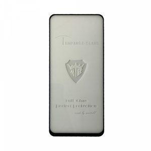 Защитное стекло 3D (5D) Tempered Glass Full Glue Cover на весь экран для Realme 6 Pro – Black