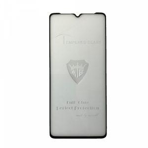Защитное стекло 3D (5D) Tempered Glass Full Glue Cover на весь экран для Realme X2 Pro – Black