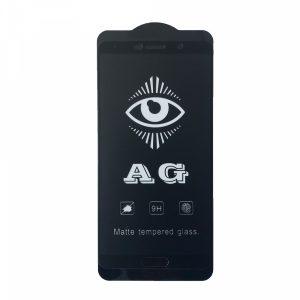 Матовое защитное стекло 3D (5D) Perfect AG для Huawei Mate 10 – Black
