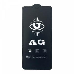 Матовое защитное стекло 3D (5D) Perfect AG для Samsung Galaxy A20 / A30 / A30s / A50 / M30s / M31 / M21 – Black