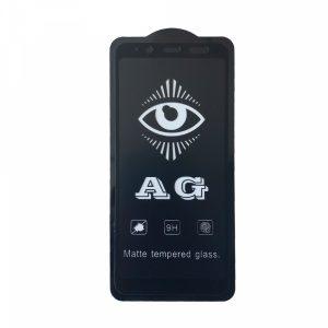 Матовое защитное стекло 3D (5D) Perfect AG для Samsung Galaxy A6 2018 (A600) – Black
