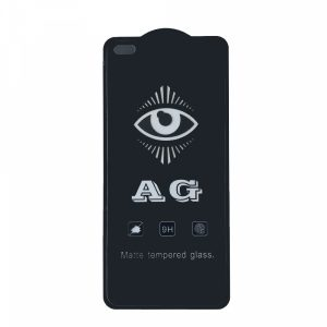 Матовое защитное стекло 3D (5D) Perfect AG для Realme 6 Pro – Black