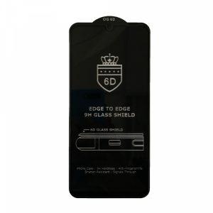 Защитное стекло 6D Full Glue Cover Glass на весь экран для Huawei P30 Lite – Black
