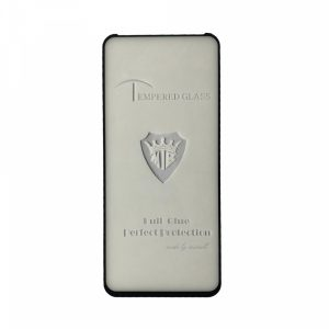 Защитное стекло 3D (5D) Tempered Glass Full Glue Cover на весь экран для Oppo A53 / A32 / A33 – Black