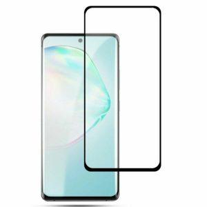 Защитное стекло 3D (5D) Perfect Glass Full Glue Lion на весь экран для Samsung Galaxy S10 lite (G770F) – Black