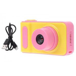 Детский фотоаппарат Upix Kids Camera SC01 – Pink