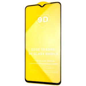 Защитное стекло 9D Full Glue Cover Glass на весь экран для Xiaomi Redmi 9 / 9T / Poco M3 – Black