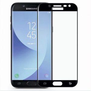 Защитное стекло 11D 9H i-flexi Full Glue для Samsung Galaxy J3 2017 (J330) – Black