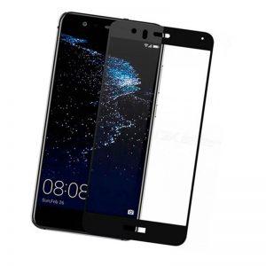Защитное стекло 3D (5D) Perfect Glass Full Glue Ipaky на весь экран для Huawei P10 Lite – Black