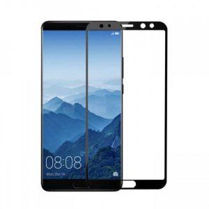 Защитное стекло 2.5D (3D) Full Cover на весь экран для Huawei Mate 10 Pro – Black