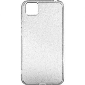 Прозрачный силиконовый чехол Shine для Huawei Y5P / Honor 9S – Clear