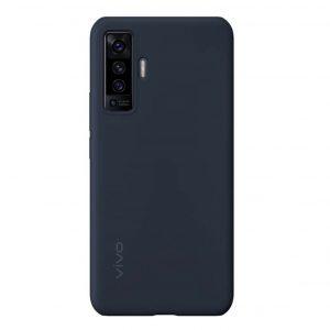 Оригинальный чехол Lux для Vivo X50 – Night Black