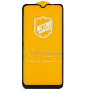 Защитное стекло 9H Full Glue на весь экран для Xiaomi Mi 9 / Xiaomi Mi 9 Lite / Mi CC9 – Black