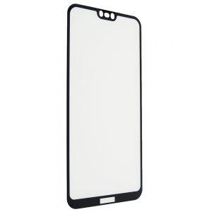 Защитное стекло 3D / 5D Premium 9H Full Glue на весь экран для Nokia 6.1 Plus / X6 – Black
