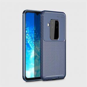 Силиконовый чехол Kaisy Series для Motorola P40 Note / One Zoom – Blue