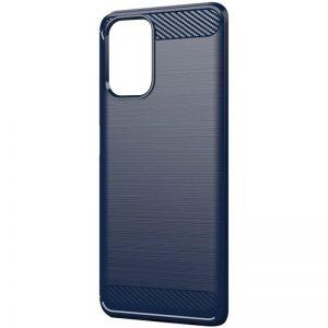 Cиликоновый TPU чехол Slim Series для Oppo A74 – Синий