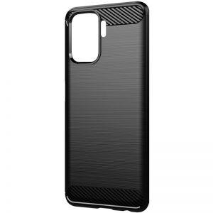 Cиликоновый TPU чехол Slim Series для Oppo Reno 5 Lite – Черный