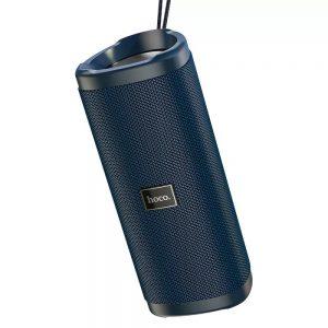 Портативная Bluetooth колонка Hoco HC4 Bella – Dark blue