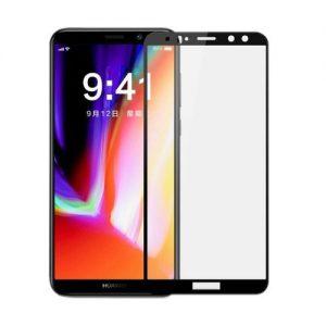 Защитное стекло 11D 9H i-flexi Full Glue для Huawei Mate 10 Lite — Black