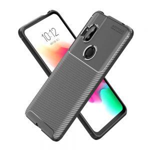 Силиконовый чехол Kaisy Series для Motorola One Hyper – Black