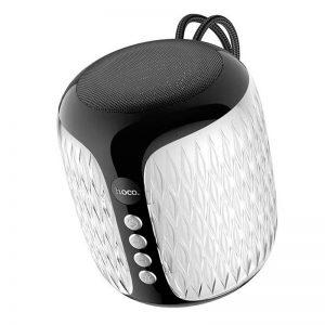 Портативная колонка Hoco colorful light mini wireless speaker DS13 – Black