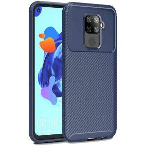 Силиконовый чехол Kaisy Series для Huawei Mate 30 Lite – Blue