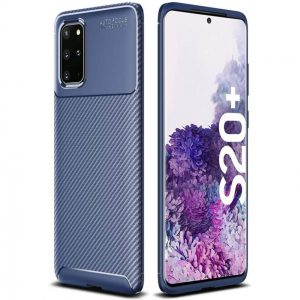 Силиконовый чехол Kaisy Series для Samsung Galaxy S20 Plus – Blue