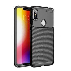 Силиконовый чехол Kaisy Series для Motorola One Power – Black