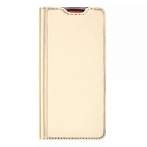 Чехол-книжка Dux Ducis с карманом для Xiaomi Redmi 8 / 8A – Золотой
