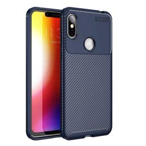 Силиконовый чехол Kaisy Series для Motorola One Power – Blue