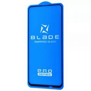 Защитное стекло 3D (5D) Blade Glass Full Glue на весь экран для на весь экран для Huawei P Smart Z / P Smart Pro / Honor 9X  – Black