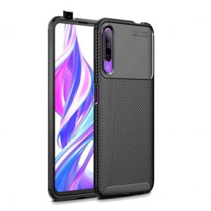 Силиконовый чехол Kaisy Series для Huawei Honor 9X (China) / P Smart Pro – Black