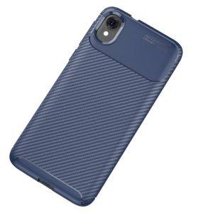 Силиконовый чехол Kaisy Series для Motorola Moto E6 – Blue