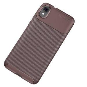 Силиконовый чехол Kaisy Series для Motorola Moto E6 – Brown
