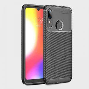 Силиконовый чехол Kaisy Series для Motorola Moto E6 Plus – Black