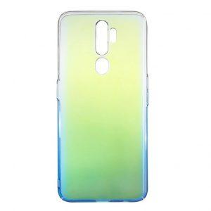 Чехол-накладка Gradient для Oppo A5 (2020) / A9 (2020) – Blue