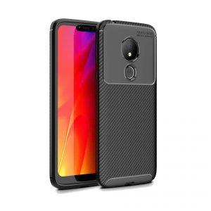 Силиконовый чехол Kaisy Series для Motorola Moto G7 Power – Black