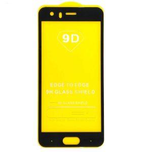 Защитное стекло 9D Full Glue Cover Glass на весь экран для Huawei Honor 9 – Black