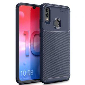 Силиконовый чехол Kaisy Series для Huawei P Smart 2019 / Honor 10 Lite – Blue