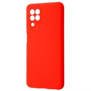 Чехол Silicone Case WAVE Full с микрофиброй для Samsung Galaxy A22 / M32 – Red