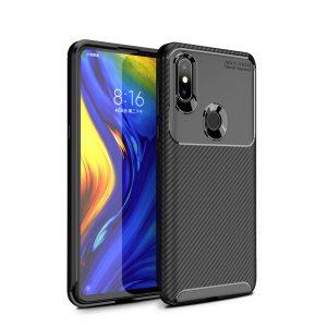 Силиконовый чехол Kaisy Series для Xiaomi Mi Mix 3 – Black