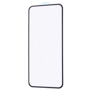 Защитное стекло 3D / 5D Premium 9H Full Glue на весь экран для OnePlus Nord  – Black