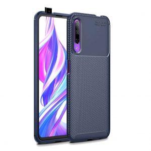 Силиконовый чехол Kaisy Series для Huawei Honor 9X (China) / P Smart Pro – Blue