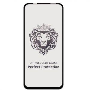 Защитное стекло 3D (5D) Perfect Glass Full Glue Lion на весь экран для Huawei Honor 20 / 20 Pro / Nova 5T — Black