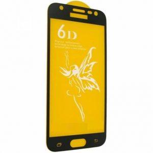 Защитное стекло 6D Premium для Samsung Galaxy J5 2017 (J530) – Black