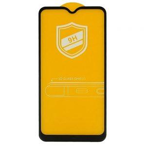 Защитное стекло 9H Full Glue на весь экран для Samsung Galaxy A70s – Black