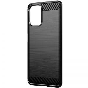 Cиликоновый TPU чехол Slim Series для Oppo A74 – Черный